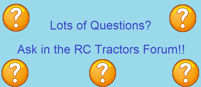 Visit the RC Tractors Forum